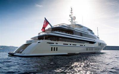 Lady Candy, моторная супер-яхта, Benetti FB 260