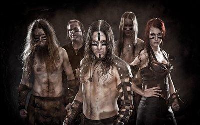 Ensiferum, Финляндия, фолк-метал, спид-метал