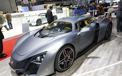 Marussia GT B2, Marussia, Маруся