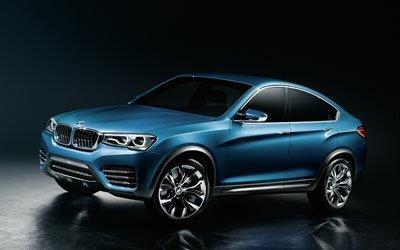 BMW X4, 2013, BMW, X4, БМВ
