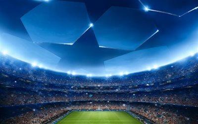 Лига Чемпионов, УЕФА, футбольный стадион, uefa champions league