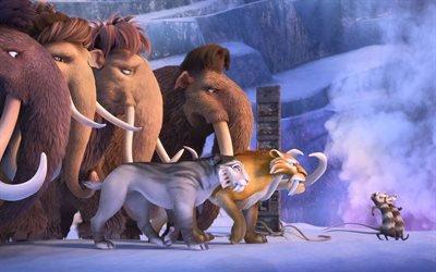 Ледниковый период : Столкновение неизбежно, Ice Age : Collision Course, 2016, комедия, приключения, Blue Sky Studios