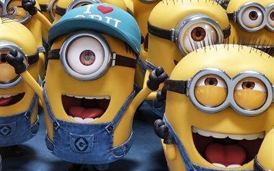 Гадкий Я 3, Despicable Me 3, мультфильм, 2017, Universal Pictures, Illumination Entertainment, фантастика, приключения