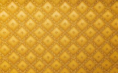 желтый, yellow, upholstery, обивка, текстура, texture
