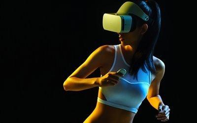 Новые технологии, Гаджет, Гарнитура, Шлем виртуальной реальности, Xiaomi, Mi VR