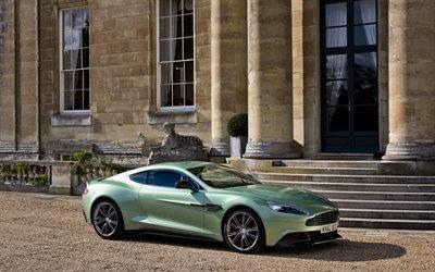2013, Aston Martin, AM 310, Vanquish, Астон Мартин