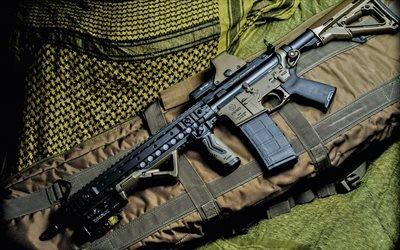 винтовка, М4, M4, magpul