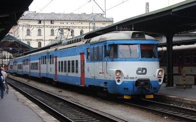 Железнодорожный вокзал, Платформа, Электричка